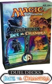 #mtg #magicthegathering Duel Decks: Jace vs. Chandra MtG Magic the Gathering