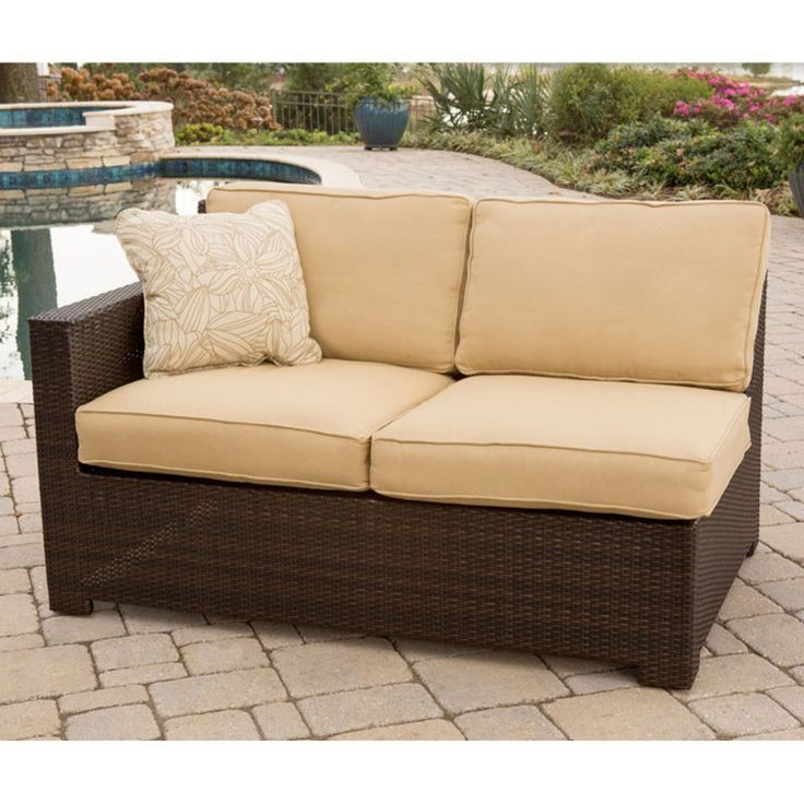 Metropolitan 2 Pc. Seating Set - Two Deep Cushioned Loveseats. Metropolitan 2-Piece Outdoor Wicker Sofa Set - Beautiful and Durable All-Weather Outdoor Wicker Sofa Set with UV protection for long life. On Sale Now!. Metropolitan 2-Piece Outdoor Wicker Sofa Set | Hanover METRO2PC. METRO2PC.