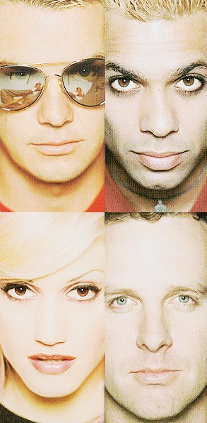 gwen stefani; no doubt. <3 the only ska band I will listen to