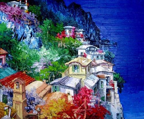 Antonio Di Viccaro Paintings For Sale