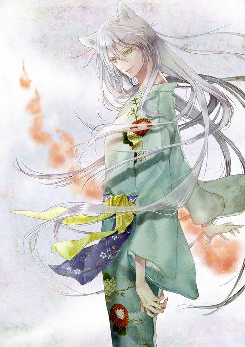 Tomoe from Kamisama Hajimemashita. I still like this manga 'though it's such a cliche. : )