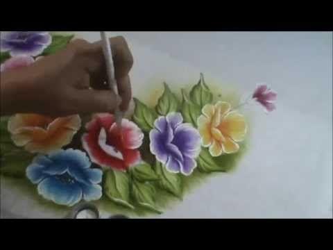 Neste vídeo você vai aprender combinação de cores e como dar transparência as pinturas e vidros.
