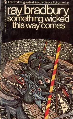 Some of the old paperback covers are just wonderful - Ray Bradbury