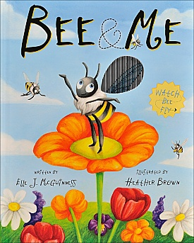 Bee & Me - great book with an environmental message!
