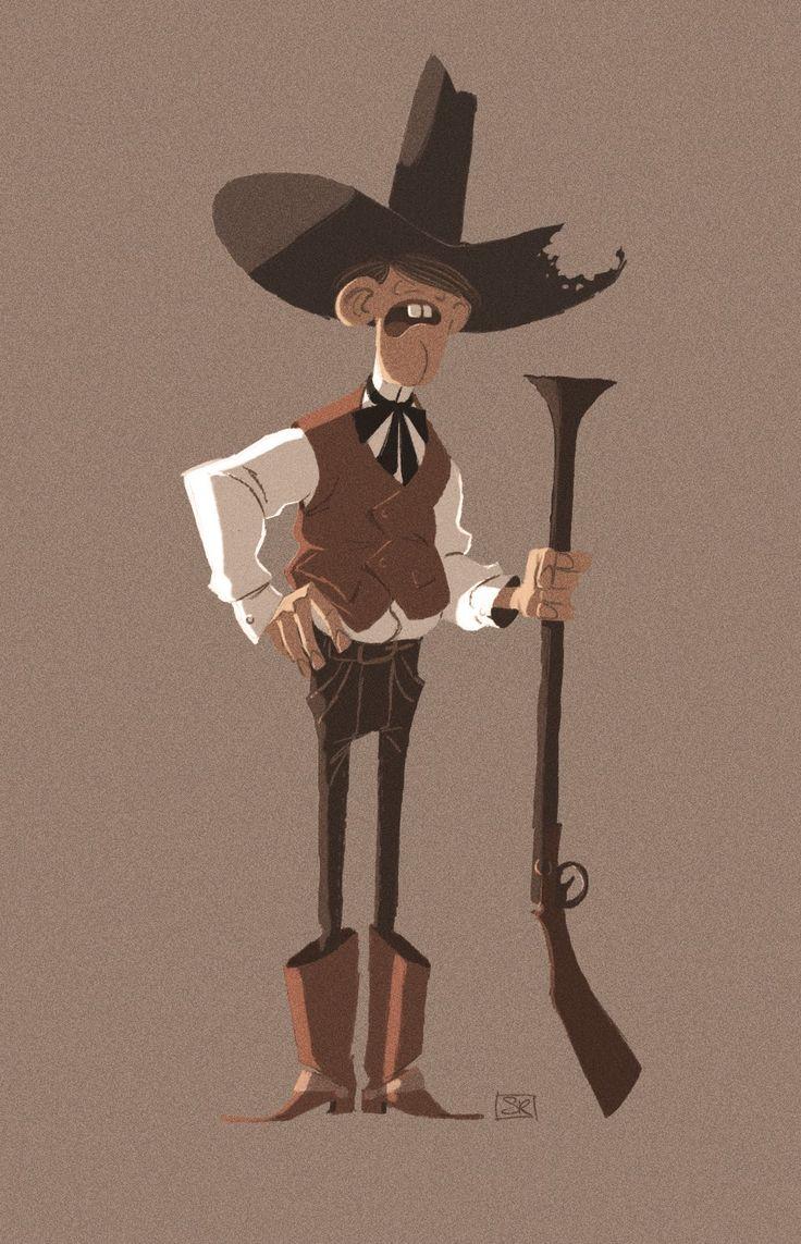 seb rouxel: Billy the Kid