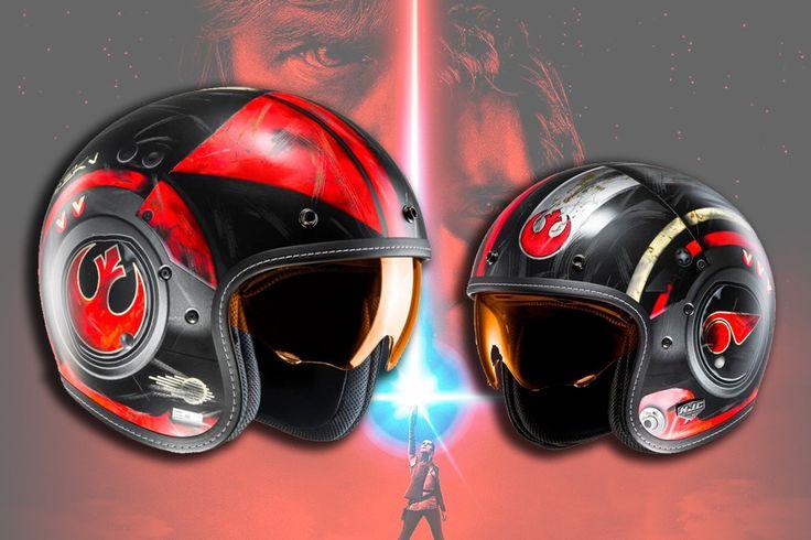 Frikismo nivel: HJC FG-70 Poe Dameron el casco perfecto para el estreno de 'Star Wars: Los Últimos Jedi'