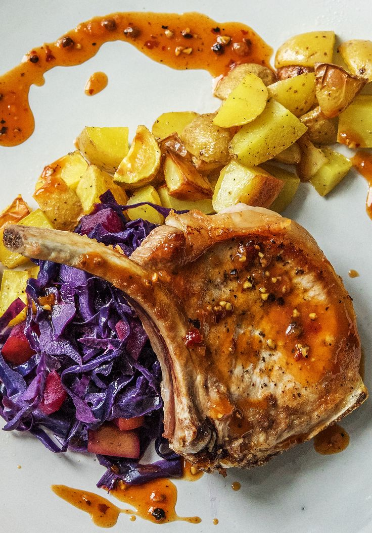 Easy bone in pork loin recipes