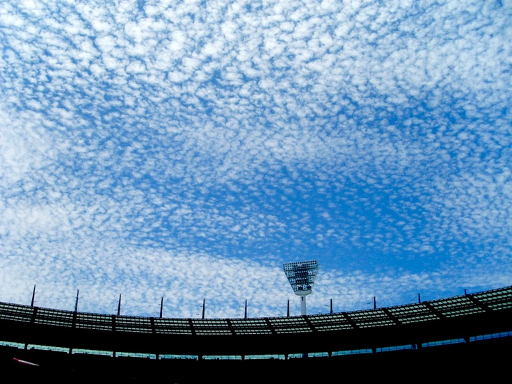 Scattered Cloud Formation, Melbourne, VIC