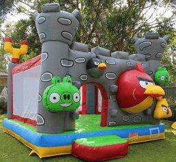 Have a Fun Filled Party with the Inflatable Jumping Castles  Children's love what they do; they do it with so much of conviction and dedication. So they deserve better days and everyone loves smile on faces of their children.