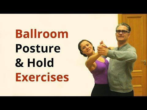 Foot and Leg Exercises for Basic Waltz / Ballroom Dancing - YouTube
