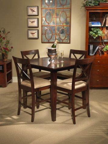 Dining TablesCounter Height Pub Table Bar Dimensions 7