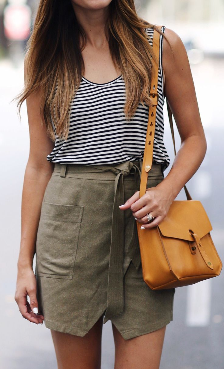 Casual chic style for the office