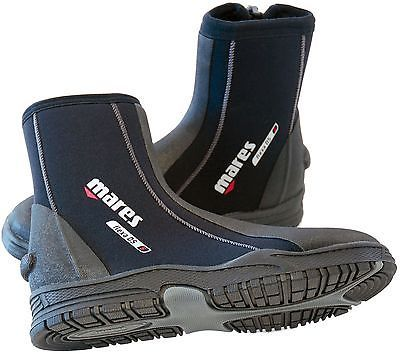 #Mares #flexa ds - 5mm neoprene scuba dive boots with ankle zip and #special sole,  View more on the LINK: 	http://www.zeppy.io/product/gb/2/251630095320/