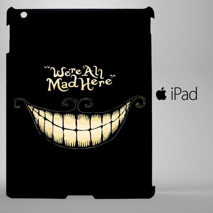 Disney, Alice in wonderland iPad 2, iPad 3, iPad 4, iPad Mini and iPad Air Cases