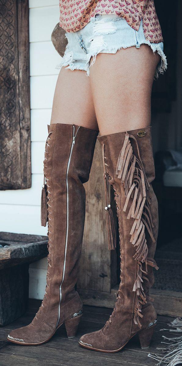 Boho boots                                                                                                                                                                                 More