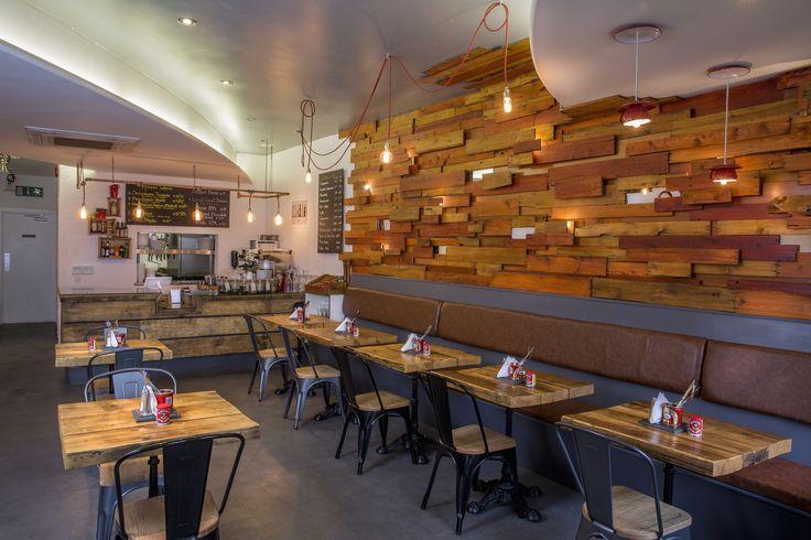 Knox cafe/ restaurant, Sligo - funny opening times, so check
