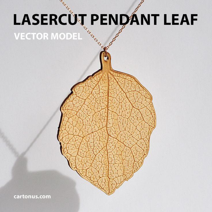 vector plan for making wonderful pendant in form of leaf vector leaf border vector leaf pattern