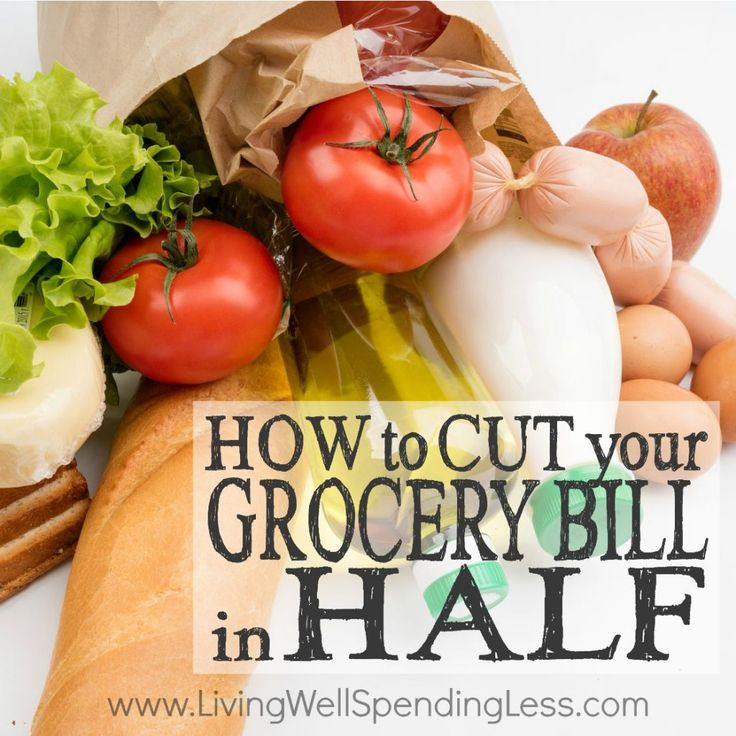 How to Cut Your Grocery Bill in Half Square 2
