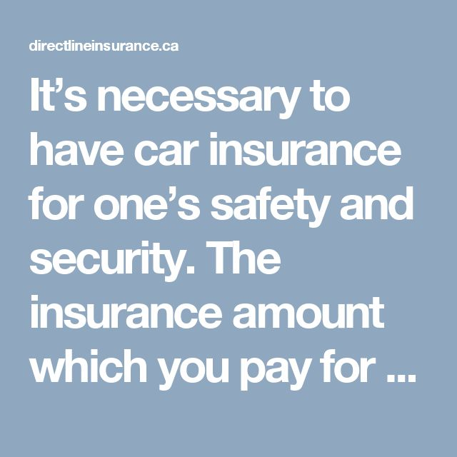 It's necessary to have car insurance for one's safety and security. The insurance amount which you pay for your vehicle depends on some factors like a person's age, job and car. These factors help to calculate a car's insurance. A help from an auto insurance company from Edmonton can be taken.