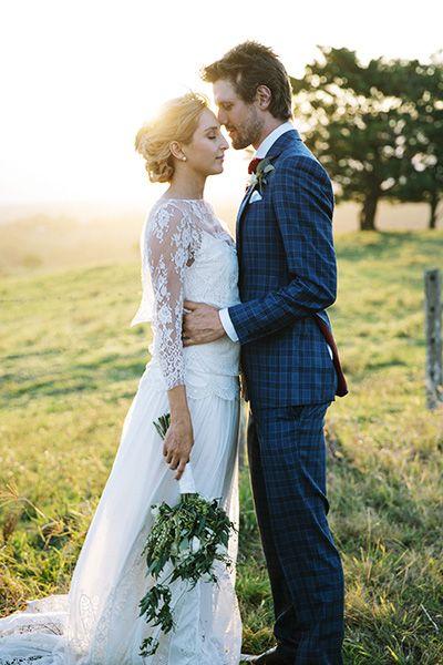 Bohemian Country Wedding: Byron Bay, NSW