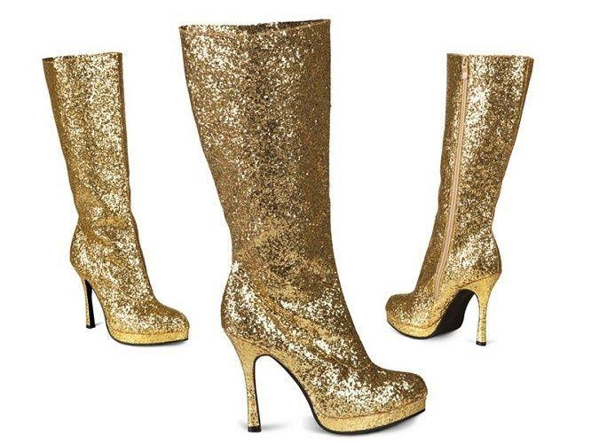 Gouden Laarzen temptation