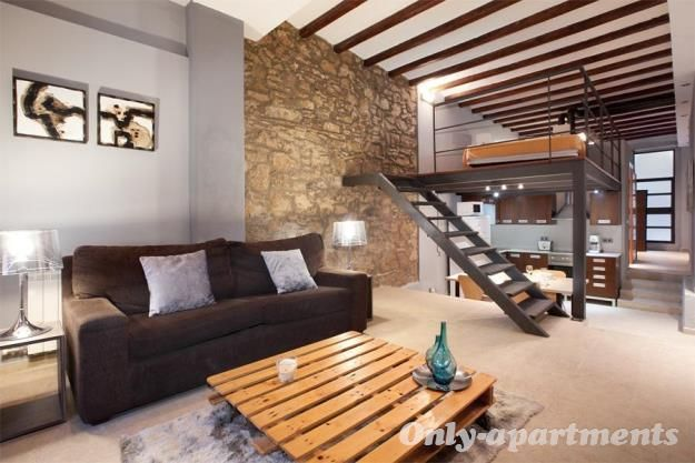 Barcelona. LOFT GRASOT Apartment From 30,95 € person/night Up to 4 people