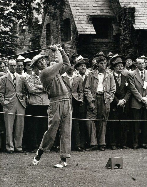 Hogan at Winged Foot