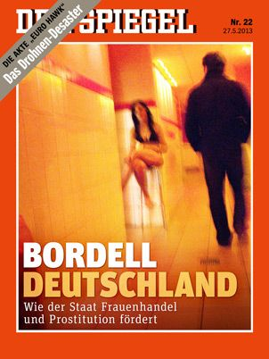 Human Trafficking Persists Despite Legality of Prostitution in Germany - SPIEGEL ONLINE