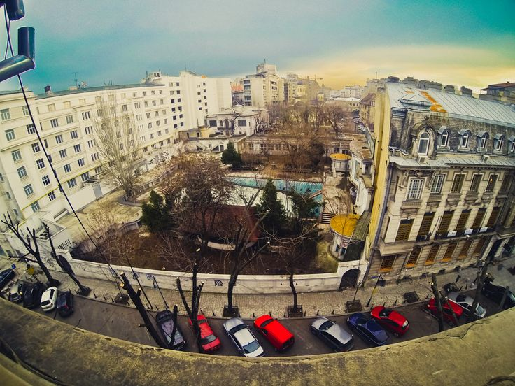 Street Photography Bucharest GoPro Bogdan Mosorescu