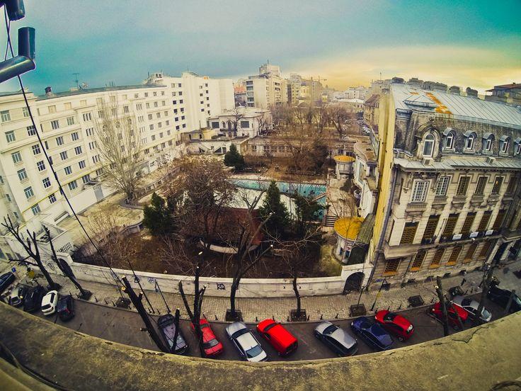 Street Photography Bucharest GoPro Bogdan Mosorescu
