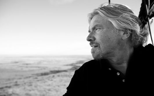 Interest in life comes from setting huge, unachievable challenges - Richard Branson #TheFuturists