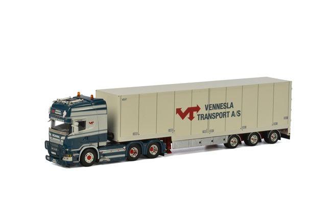 Hauge Transport - WSI-Models B.V.