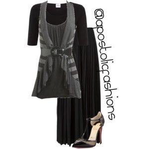 Apostolic Fashions #1593