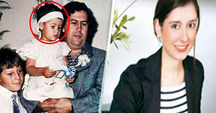 When Pablo Escobar's daughter was ill, he burnt 2 million USD of currency notes to keep her warm.