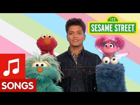 Sesame Street: Bruno Mars: Don't Give Up - YouTube Explain class dojo positive point: Don't give up (persistence)