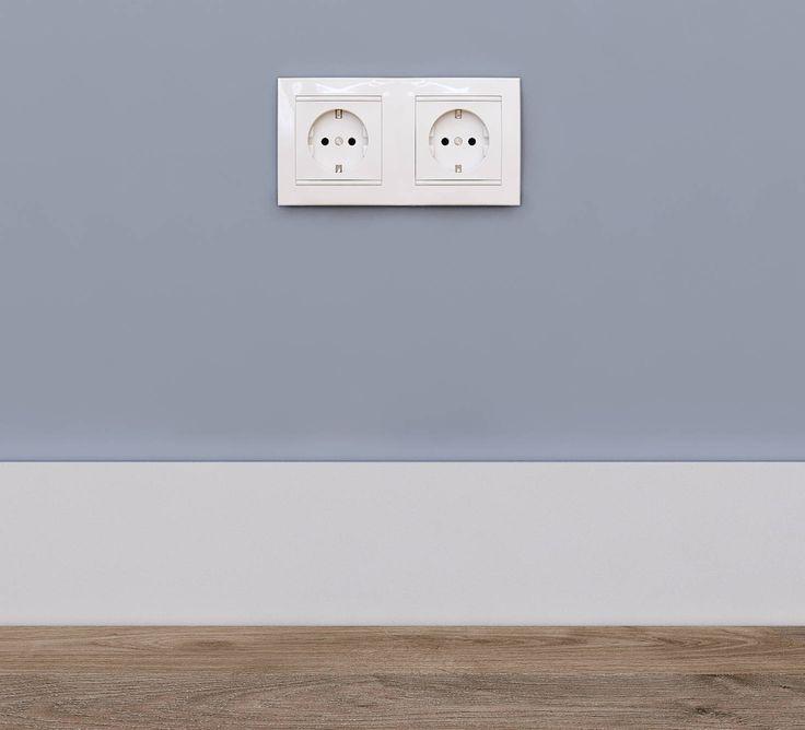 Плинтусы в комнатах – стиль Берлин, дизайнерский ремонт под ключ