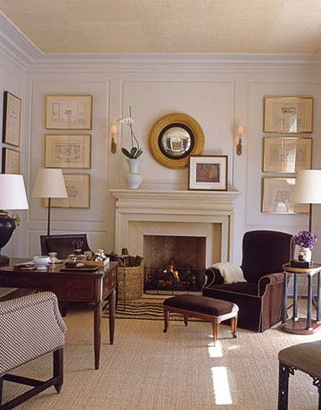 US Interior Designs: Albert Hadley