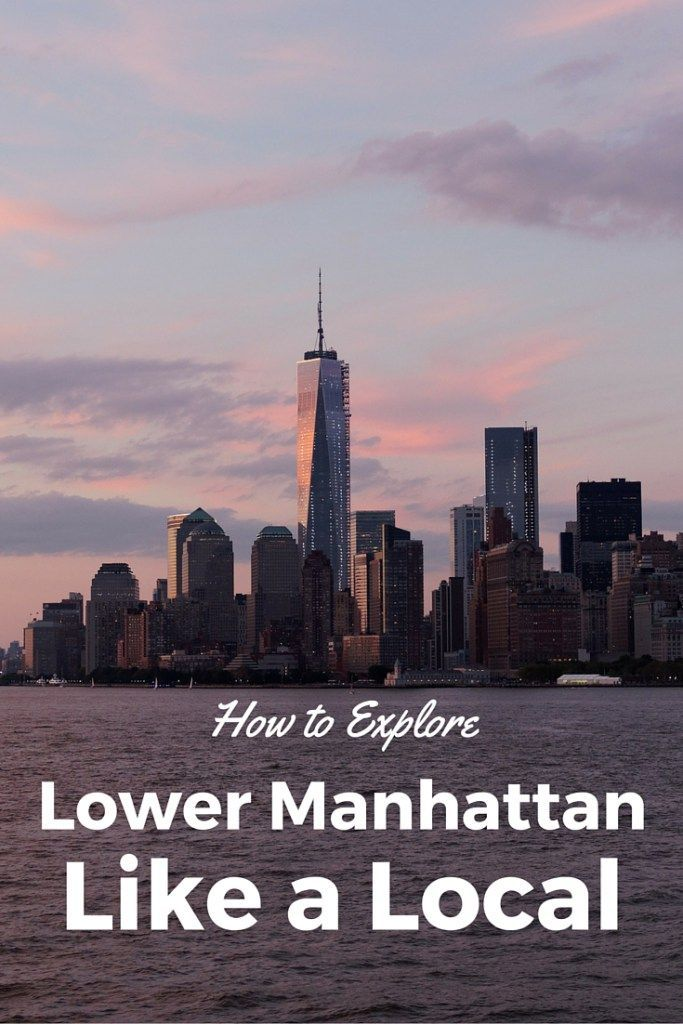 How to Explore Manhattan Like a Local