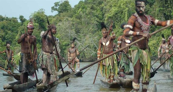 rainforest tribes clothes - Google Search