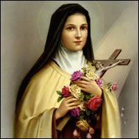 MI RINCON ESPIRITUAL: Teresa del Niño Jesús, Santa