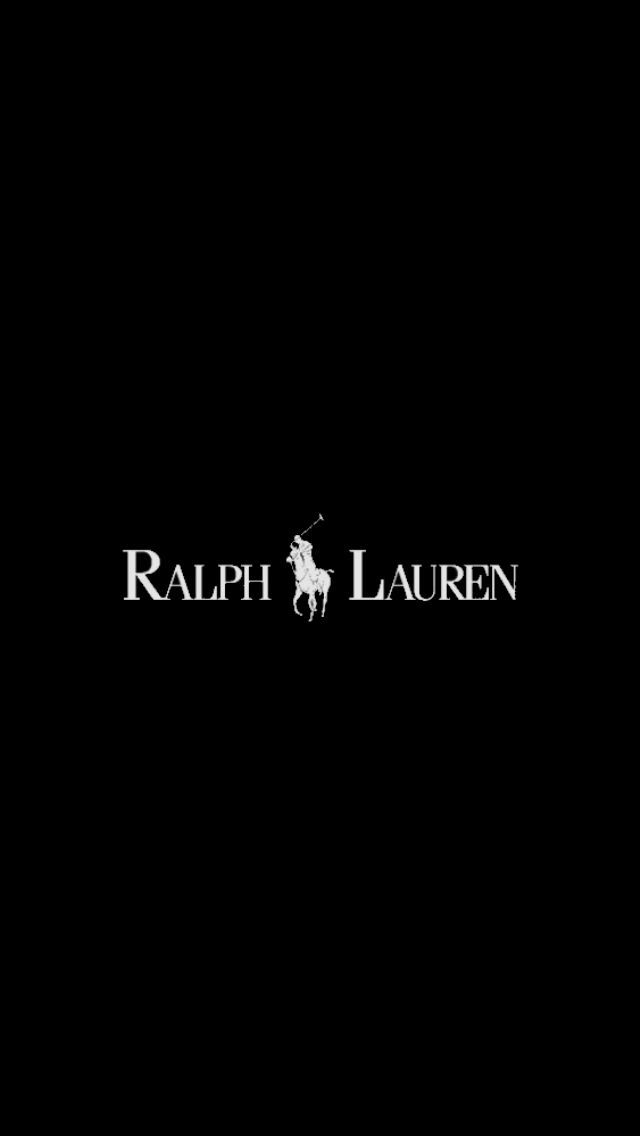 Ralph Lauren Logo #iPhoneWallpaper