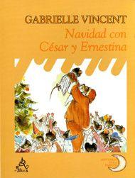César ha prometido a Ernestina que harán una fiesta de Navidad, pero no tienen dinero suficiente. Sin embargo, conseguirán que todo resulte perfecto.