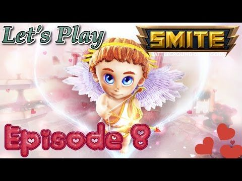 Love conquers all - Cupid Joust 3vs3 Let's Play Smite Xbox one episode 8