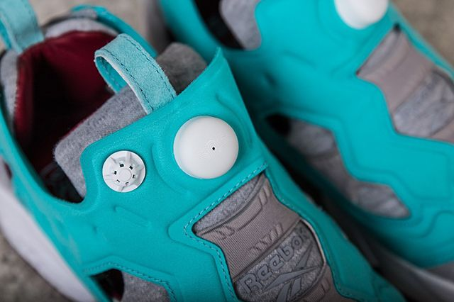 SNEAKERSNSTUFF X REEBOK PUMP FURY (A SHOE ABOUT SOMETHING) | Sneaker Freaker