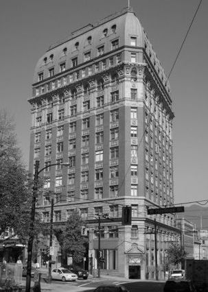Dominion Building built in 1910