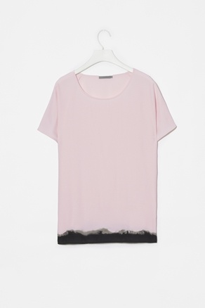COS by H printed hem top! New item in my closet! Ready for Summer: Closet