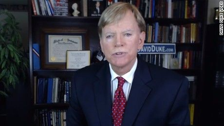 Former Ku Klux Klan Grand Wizard David Duke announced his US Senate campaign Friday in Louisiana, promising to defend the rights of European Americans.