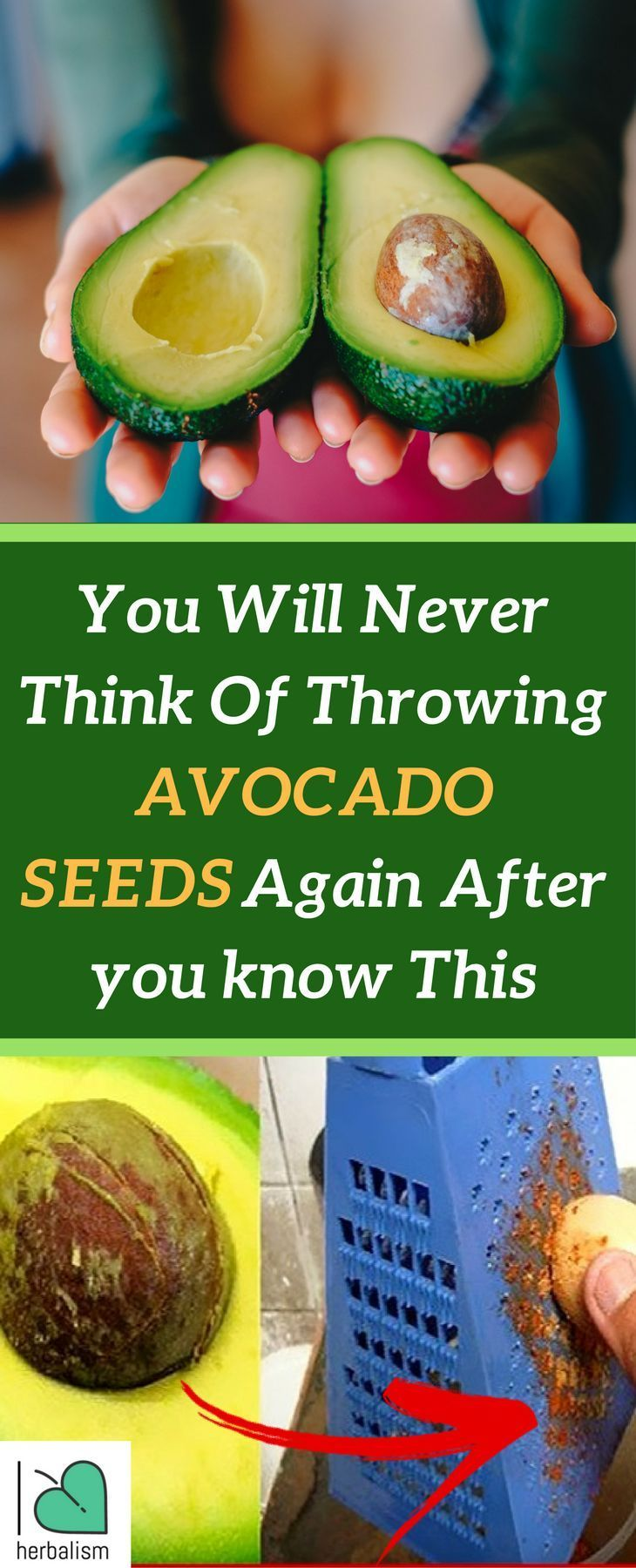 What are the health benefits of eating avocado seeds? They contain antifungal, antibiotic, antimicrobial, insecticidal, larvicidal, amoebicidal, giardicidal, hypolipidemic, and antihypertensive properties. Eating avocado seeds also has other valuable health benefits.