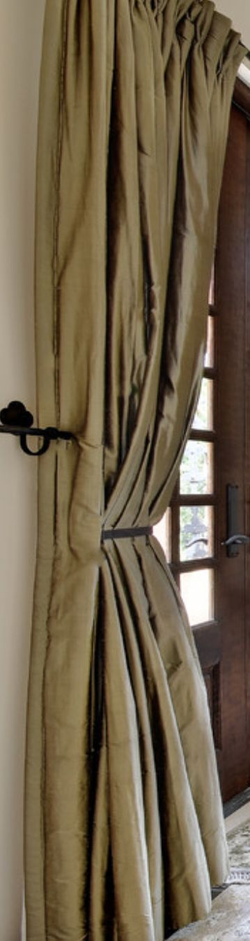 25 best ideas about tuscan curtains on pinterest patio for Old world window treatments