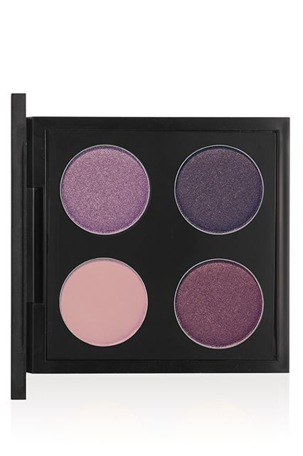 This Is How MAC Does A Romance Novel #refinery29   @clumsykoala  http://www.refinery29.com/mac-novel-romance-makeup-collection-fall-2014#slide42  MAC A Passionate Quest Quad,  $40, available August 14 at MAC Cosmetics.